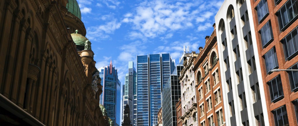 Sydney is set for a slate of new office projects.