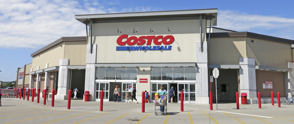 Costco spends on property in bulk
