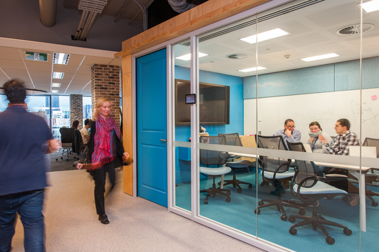 The pressure is on businesses to create workspaces that are more inviting