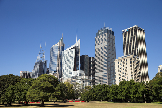Sydney 's CBD office spaces continue to be highly sought after