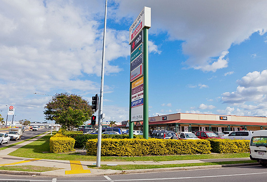 The Bay Central Shopping Centre was sold for $17.5 million