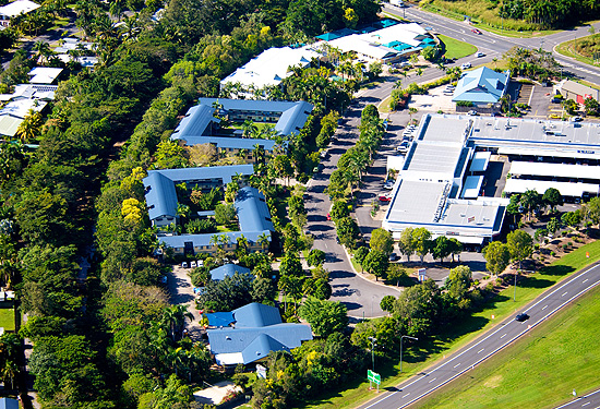 The Cairns Student Lodge is expected to sell from around $7 million