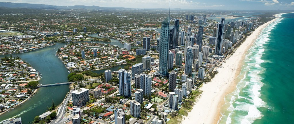 The Gold Coast is a prime target for wealthy second-home seekers.