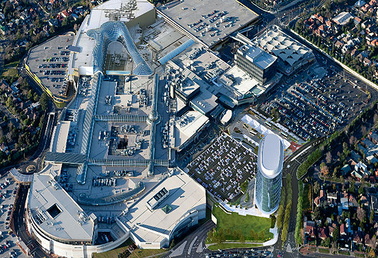 Are coronavirus fears set to hit shopping centres?