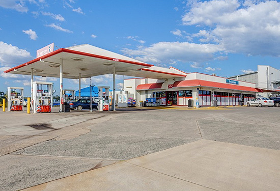 A station in Gympie is yet to find a buyer after being passed in at $2.9 million