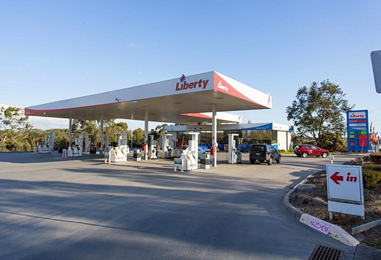 This Liberty-leases station was sold for $2.97 million
