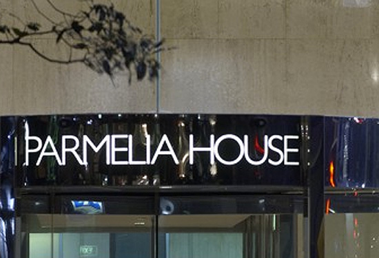Parmelia House is one of a number of Perth buildings to be fitted out speculatively