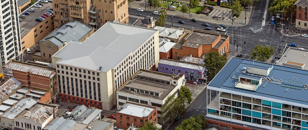Adelaide Uni collects $25m from car park sale