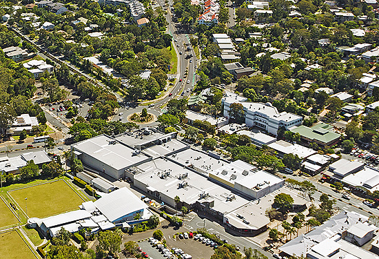 Noosa Junction Plaza has an annual net income stream of $1.35 million