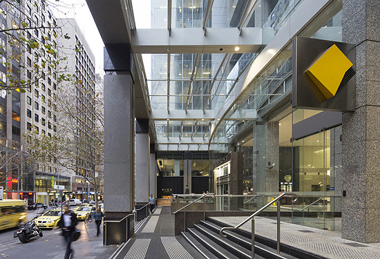 Online betting agency Sportsbet has leased large spaces at 367 Collins St