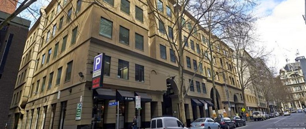 Melbourne is riding a wave of strata office sales