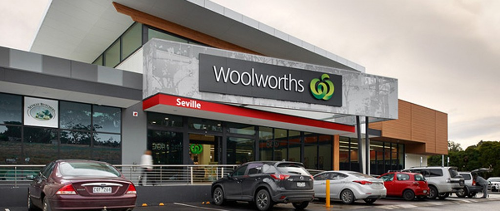 The new Woolworths supermarket in Seville in Victoria. Picture: Becon Constructions