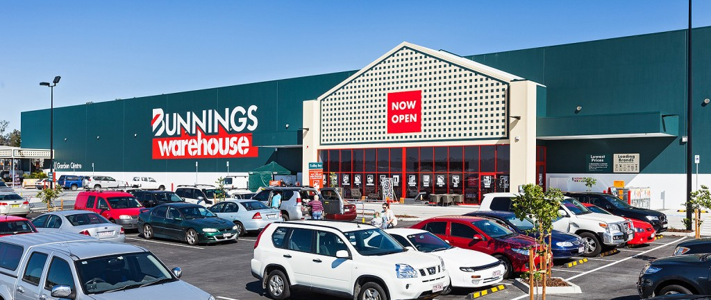 The Bunnings Warehouse in Springfield sold for around $40 million