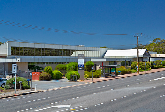 The Southern Business Centre in Adelaide