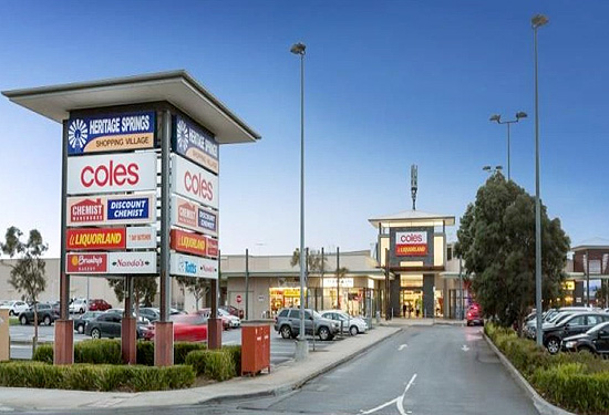 Heritage Springs Shopping Village sold on a yield of 6.6%