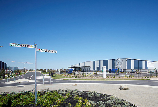 Gale Pacific will move to Discovery Logistics Park