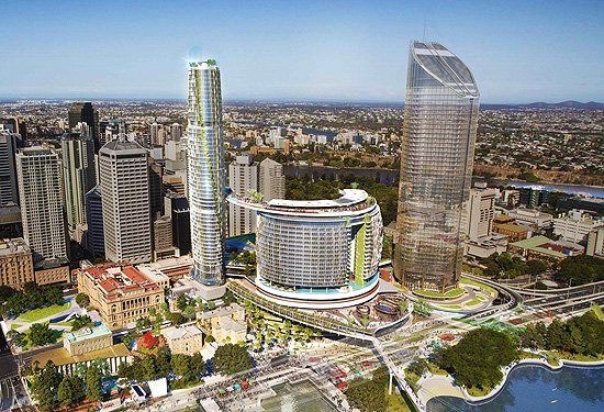 The development will deliver more than $1 billion to the Queensland government.