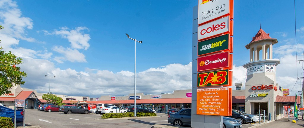 The Rising Sun Shopping Centre has sold in a combined deal worth $23.75 million.