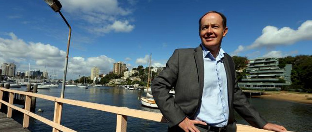Greg Shaw, Ardent Leisure CEO. Picture: Sam Mooy