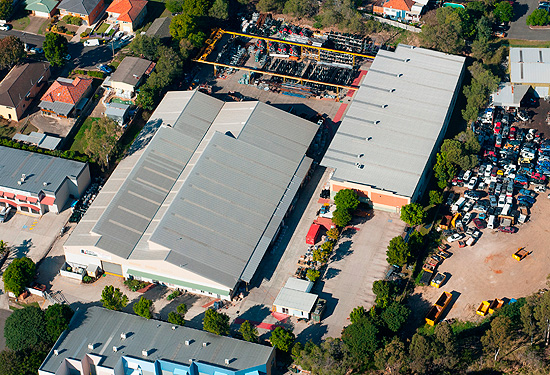 A Brisbane industrial property leased to Vinidex Pty Ltd has been sold for $6.5 million.