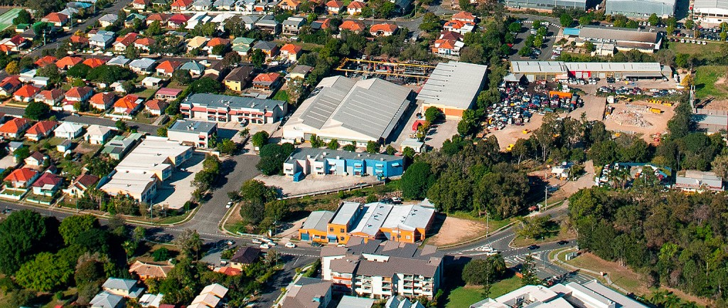 Brisbane industrial properties are attracting major interest.