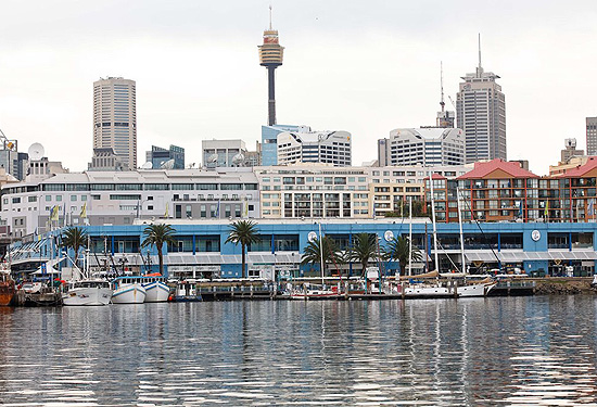 The Sydney Fish Market is set to be redeveloped.