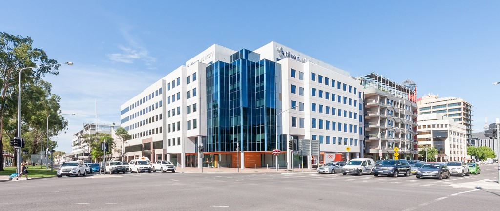 Canberra office building at 73 Northbourne Avenue is up for sale.