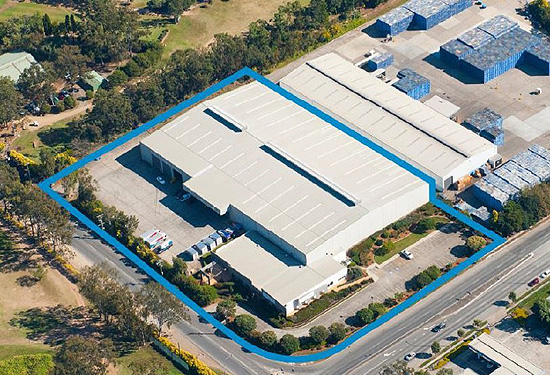 Sentinel Property Group paid $10.4 million for an industrial property at Oxley in Queensland.