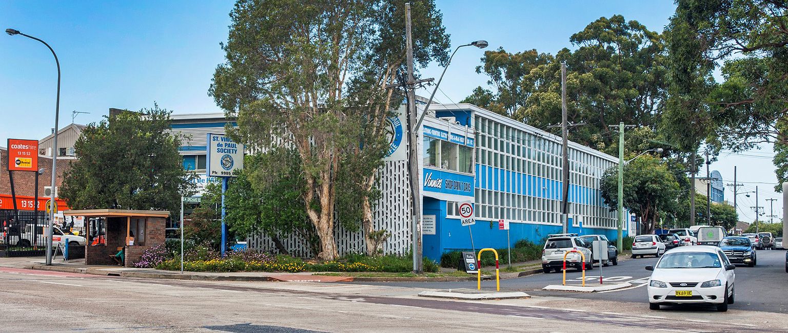 St. Vinnies nets $11m-plus for Brookvale site