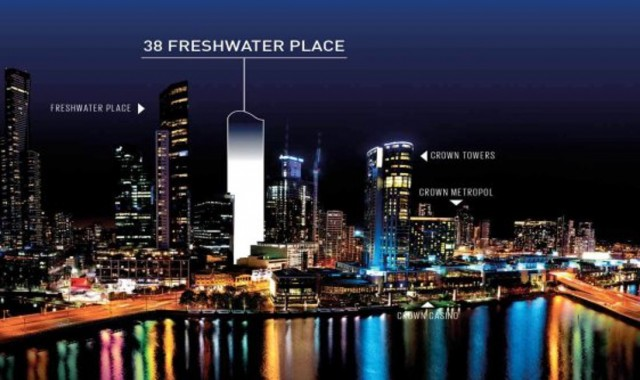 Chinese tower to become Crown Casino's new neighbour