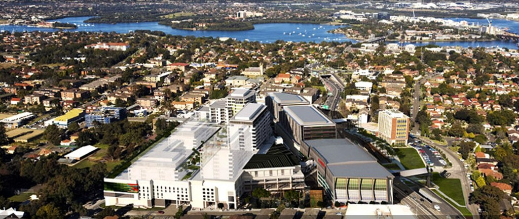 The NSW Government wants to introduce housing and more mixed-use developments into Macquarie Park.