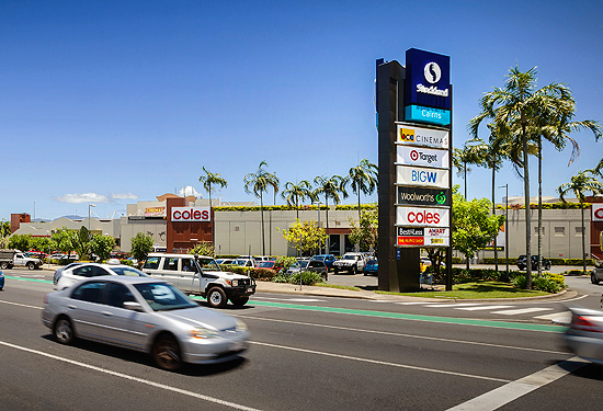 Stockland will sell its shopping centre in Cairns for more than $230 million.