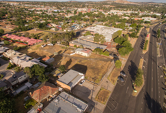 A long-vacant block of land in Sunbury has sold for $1.885 million.