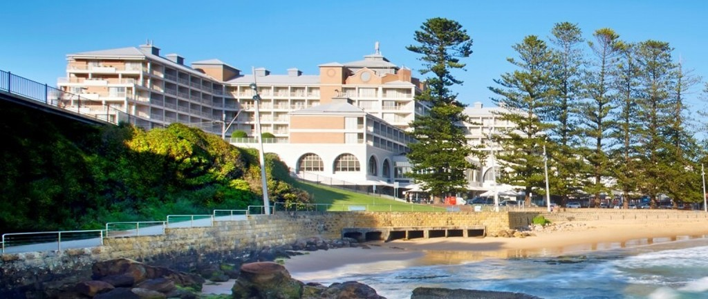The Crowne Plaza Terrigal has sold for around $60 million.