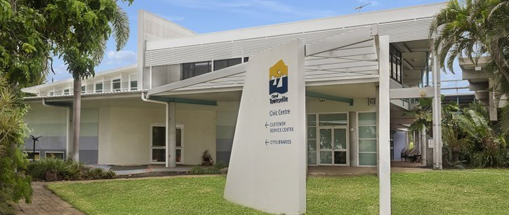 Townsville City Council is selling one of its offices.