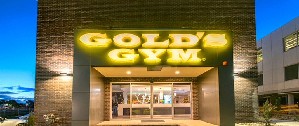 A Gold's Gym in Canberra is among the properties for sale at next week's Burgess Rawson auctions.