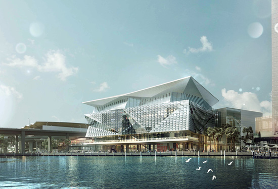The International Convention Centre Sydney is due to open in December.