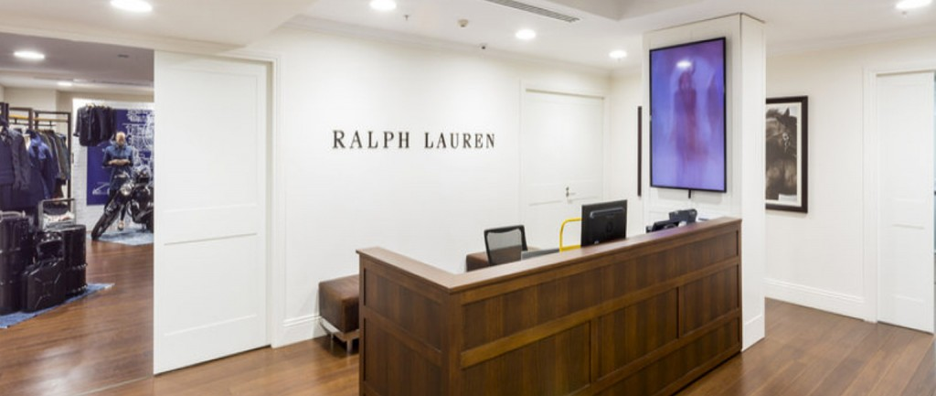 The Sydney office that is home to Ralph Lauren is up for sale.