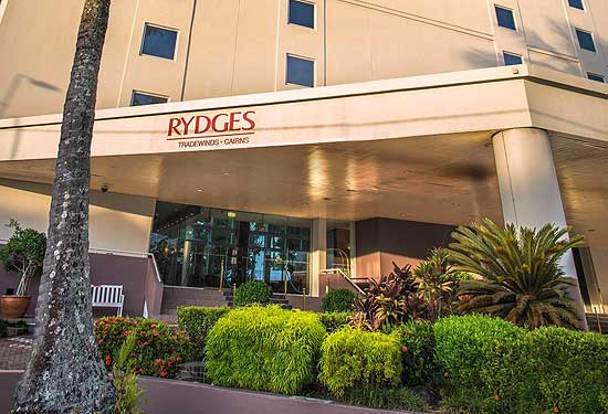 Rydges Tradewinds Cairns could be transformed into a six-star resort.