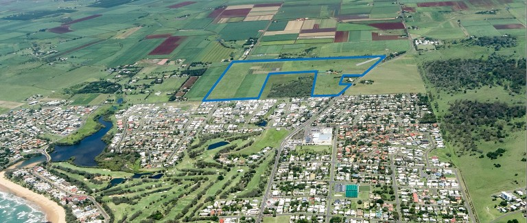 Time right for Bundaberg land sale