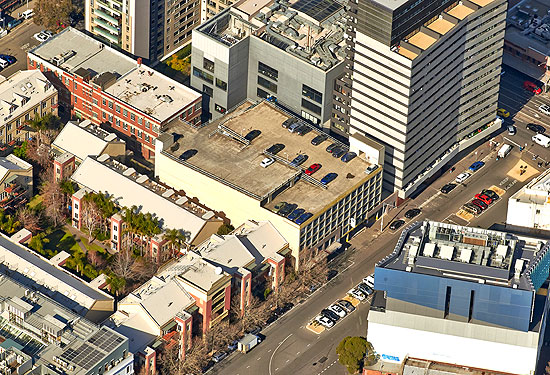 The Carlton car park fetched $30 million from a South African investment group.