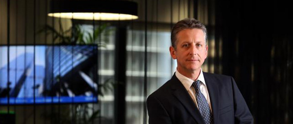 Dexus CEO Darren Steinberg says the price offered made sense. Picture: James Croucher