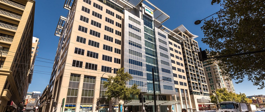 Dexus Property Group has sold an office building at 108 North Terrace.