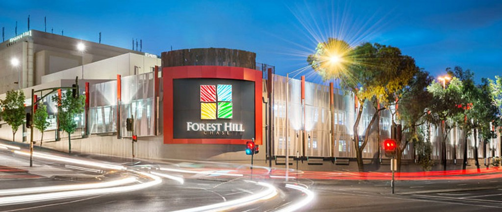 Blackstone has bought Victoria's Forest Hill Chase Shopping Centre.