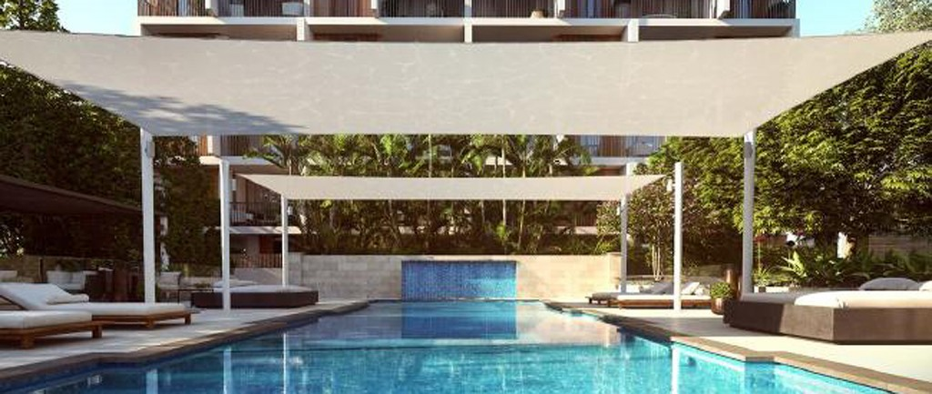 Galileo has secured approval to build a 200-unit complex around a resort-style pool area and entertainment terrace.