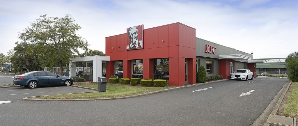 A KFC store at Deer Park sold for $4.14 million at a Burgess Rawson auction.