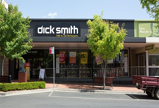 Dick Smith Contact Us