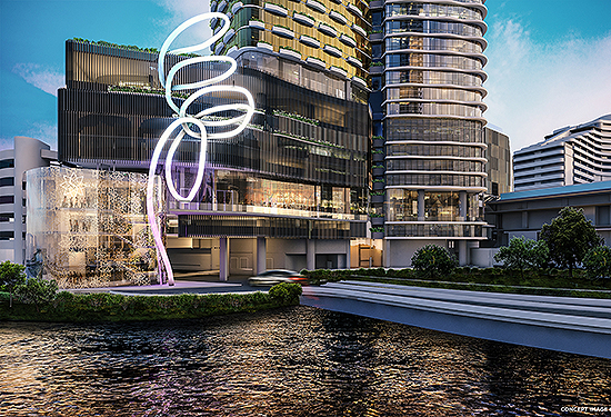 The development will bring the total number of rooms at Jupiters to almost 1400.