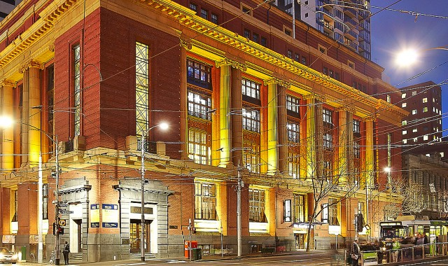 Deals: Mail Exchange building becomes co-working Hub