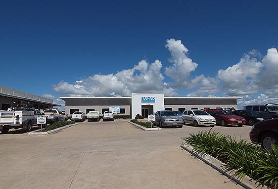 Sentinel Property Group has bought a Mackay industrial property leased to engineering company Sandvik.